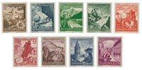 Empire Allemand 1938 - Michel 675-83 - Neuf avec charnière