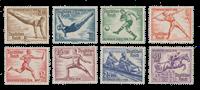 Empire Allemand 1936 - Michel 609-16 - Neuf avec charnière