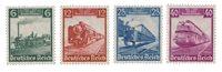 Empire Allemand 1935 - Michel 580-83 - Neuf avec charnière