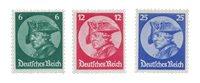 Empire Allemand 1933 - Michel 479-81 - Neuf avec charnière