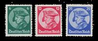 Tyske Rige 1933 - Michel 479-81 - Ubrugt