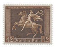 Tyske Rige 1938 - Michel 671 - Ubrugt