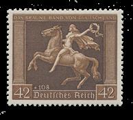 Empire Allemand 1938 - Michel 671 - Neuf avec charnière