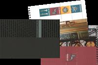 Danmark - 200 året for Nationalmuseet - hæfte - postfrisk