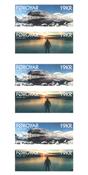 Îles Féroé - Lacs  / Leynavatn & Eidis - Carnet neuf