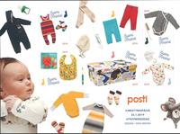 Finland - Babylykke - Postfrisk miniark