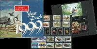 Jersey - Årsmappe 1999 - Flot årsmappe 1999