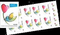 Australien - Love bird - Postfrisk hæfte
