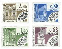 France 1922 - YT PO162-65 - Préoblitéré