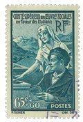 Frankrig 1938 - YT 417 - Stemplet