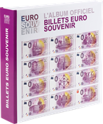 Album pour 200 billets « Euro Souvenir » - .