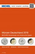 Michel Tyskland møntkatalog 2019