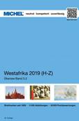 MICHEL - Africa occidentale 2019 - Vol. II (H-Z) -catalogo francobolli