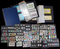 Eurooppa CEPT - Postituore kokoelma - Box B
