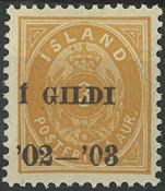 Island - AFA 23B - Postfrisk