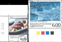 Grønland - Europa/Ilulissat - Stemplet sæt 2v