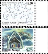 Groenland - Norden/Sisimut - Série neuve 2v