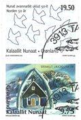 Groenland - Norden/Sisimut - Série obl. 2v