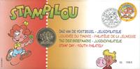 Belgien - Møntbrev - Stampilou
