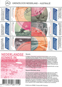 Netherlands - Borderless Netherlands - Mint souvenir sheet