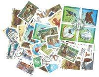 Hviderusland 47 forskellige frimærker