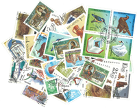 Belarus - 47 different stamps