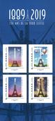 Frankrig - Eiffeltårnet - Postfrisk ark