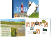 Netherlands - Beautiful Netherlands Texel - Mint Prestige booklet