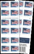 USA - Flag dagligmærke - Postfrisk hæfte 20 mærker