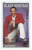 Etats-Unis - Gregory Hines - Timbre neuf adh.