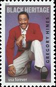 USA - Gregory Hines - Postfrisse postzegel zelfkl.