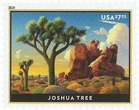 Etats-Unis - Arbre Jushua - Timbre neuf adh.