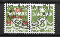 Dinamarca  - AFA 245 - Usado