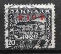 Danemark - AFA 121 - oblitéré