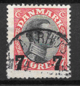 Danemark - AFA 158 - oblitéré