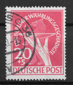 Berlin 1949 - AFA 69 - Cancelled