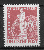 Berlin 1949 - AFA 39 - Unused