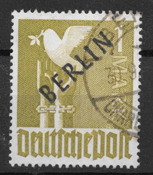 Berlin 1948 - AFA 17 - Cancelled