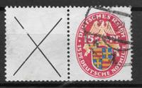 Empire allemand 1930 - Mic. W31 - oblitéré