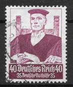 Deutsches Reich 1934 - AFA 557 - Leimattu