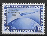 Empire allemand 1933 - AFA 492 - neufs