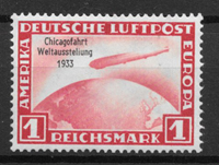 Empire allemand 1933 - AFA 491 - neufs