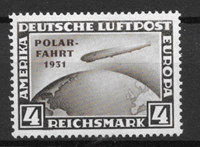 Empire allemand 1931 - AFA 453 - Neuf avec charnière