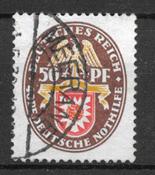 Empire allemand 1929 - AFA 433 - oblitéré