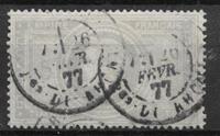 Francia  1863 - AFA 32 - Usata
