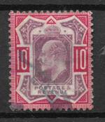 Gran Bretaña 1902 - AFA 112 - Usado