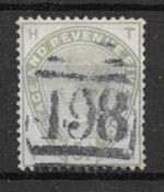 Gran Bretagna 1883 - AFA 78 - Usata