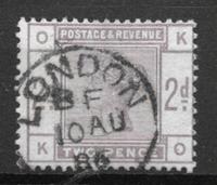 Gran Bretagna 1883 - AFA 74 - Usata