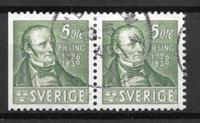 Sverige 1929 - AFA 258+CV - stemplet