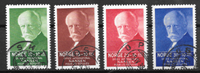 Norge 1936 - AFA 172-175 - stemplet